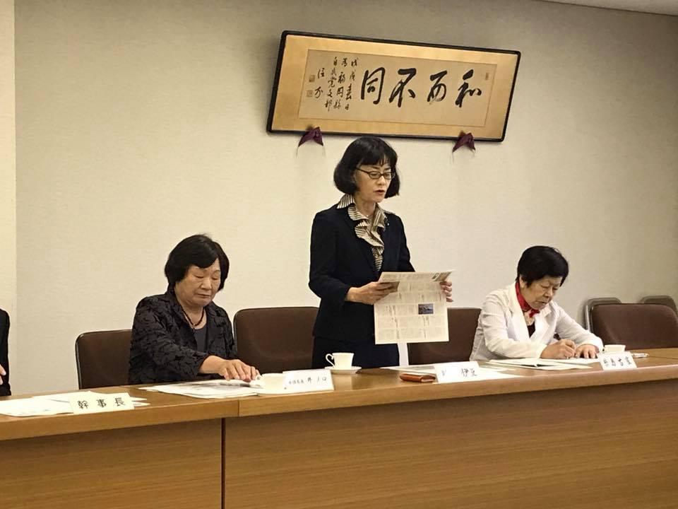 女性局総会3